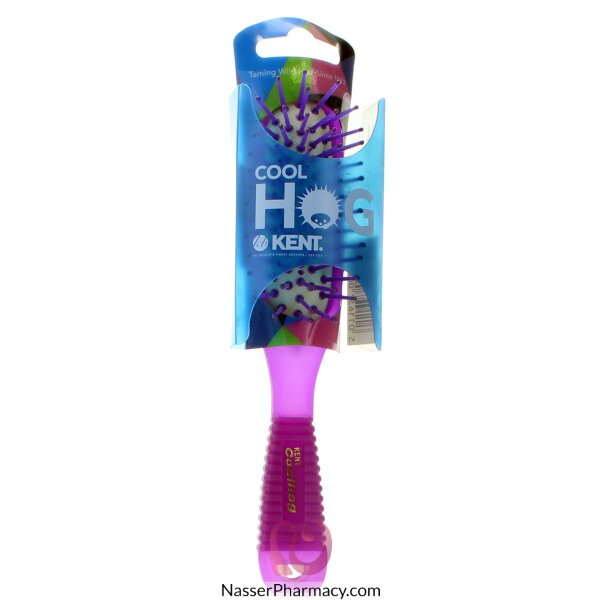 Kent Coolhog Hairbrush Various Colours