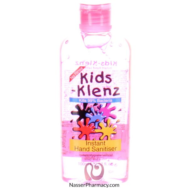 Kids-klenz Hand Sanitisers Assorted 100ml-41105