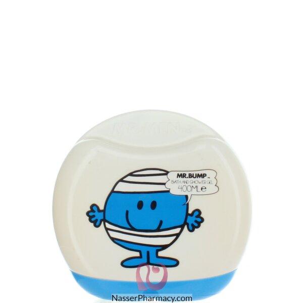Mr Men Little Miss Bath And Shower Gel 400ml