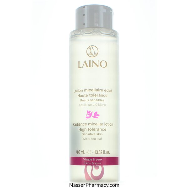 Laino Radiance Micellar Lotion 400ml