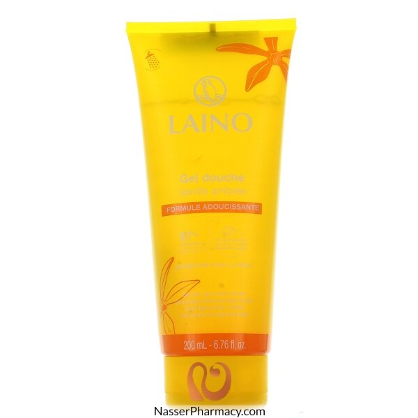 Laino Shower Gel Amber Vanilla 200ml