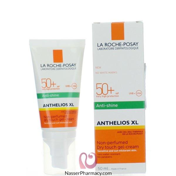 لاروش بوساي (anthelios Xl)  La Roche-posay كريم للوقاية من الشمس للبشرة الحساسة بعامل حماية +50 - 50 مل