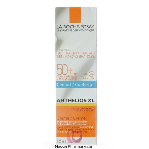 لاروش بوساي (la Roche-posay Anthelios Xl كريم وقاية من الشمس عامل حماية +50 برائحة - 50 مل