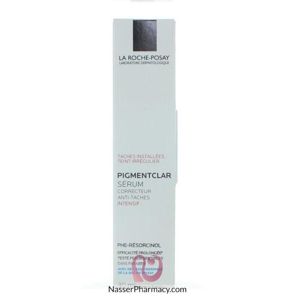 لاروش بوساي ( La Roche-posay Pigmentclar) سيروم توحيد البقع الغامقة - 30مل