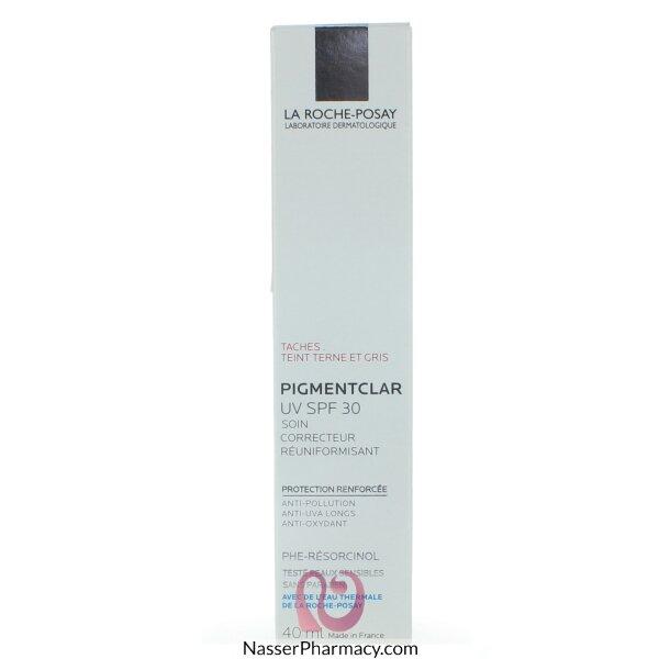 لاروش بوساي (la Roche-posay Pigmentclar) للبشرة الداكنة و البقع عامل حماية 30 - 40مل