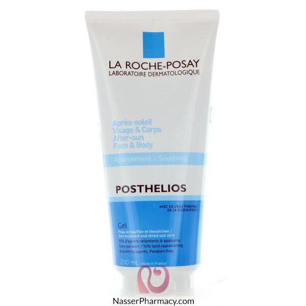 لاروش بوساي (la Roche-posay Posthelios) جل مرطب بعد التعرض للشمس - 200مل