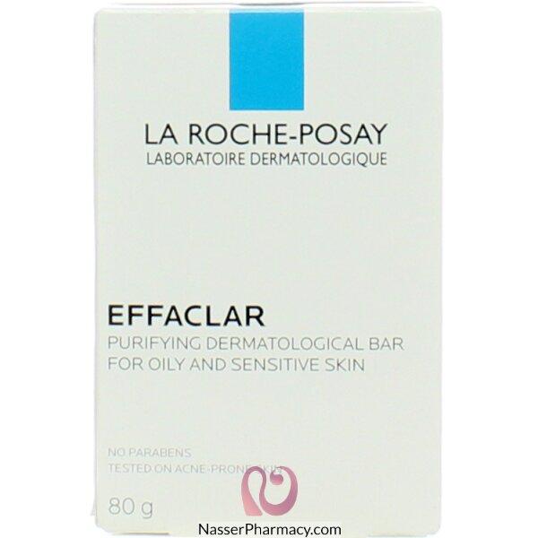 لاروش بوسايla Roche Posay  إيفاكلار صابون للبشرة الدهنية والحساسة 80 جرام