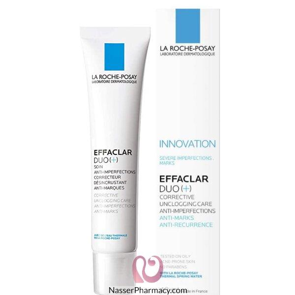 Effaclar Duo+  Corrective Unclogging Anti-imperfections 40ml