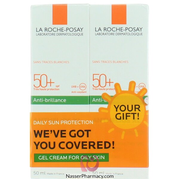 La Roche  Posay Anthelios Anti-shine - Promo