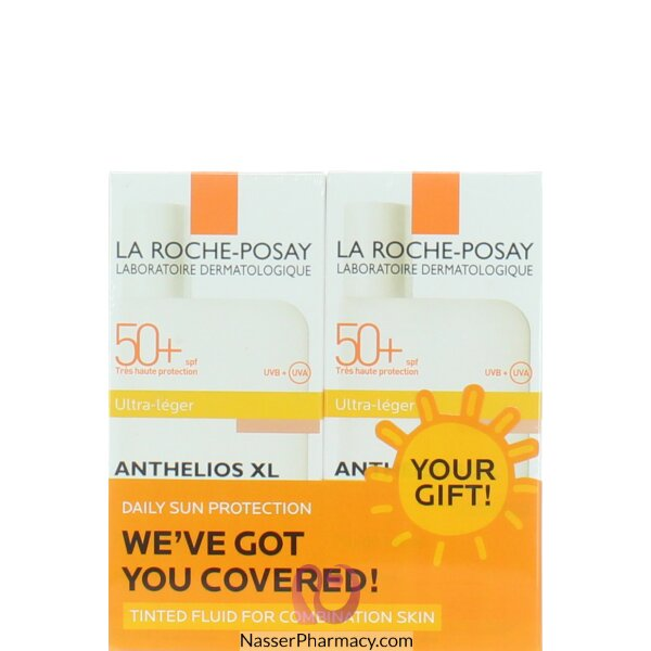 La Roche  Posay Anthelios Ultra Light Tinted Fluid Promo