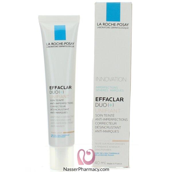 La Roche-posay Effaclar Duo+ Unifiant Light 40ml