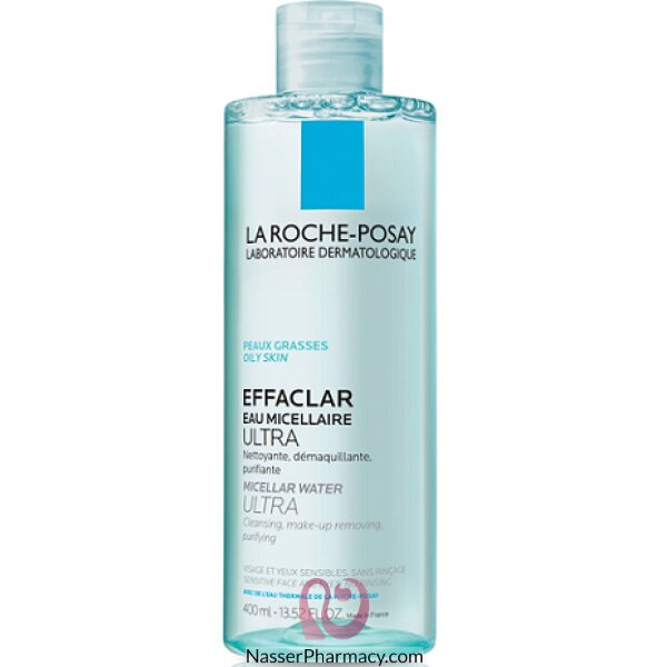 La Roche-posay  Effaclar Micellar Water Ultra-400 Ml