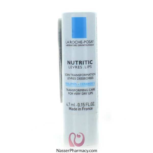 La Roche-posay Nutritic Dry Lips - 4.7ml