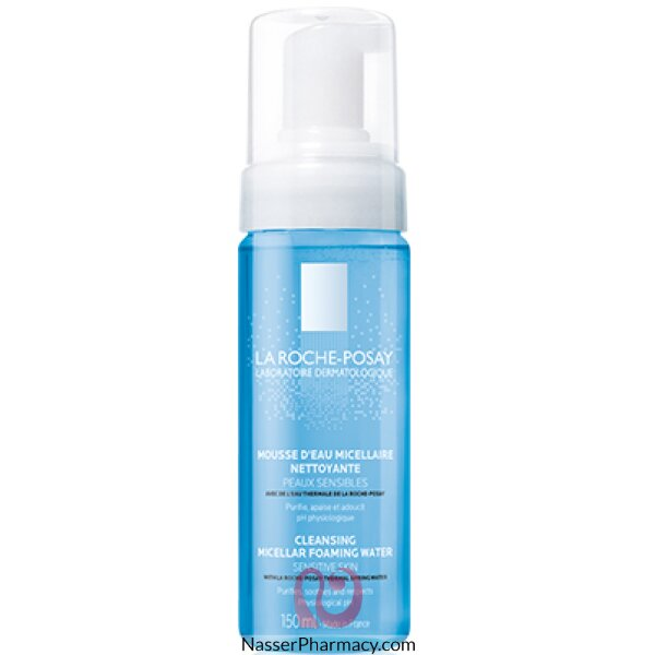La Roche Posay Physio Eau Moussant Cleansing Foaming Water - 150ml