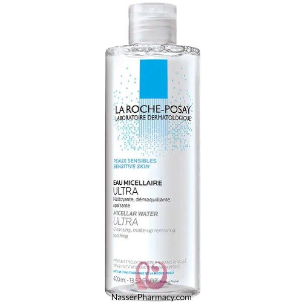 La Roche-posay Physiological Micellar Solution Sensitive Skin - 400ml
