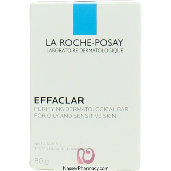 Lrp Effaclar Bar Soap 80g