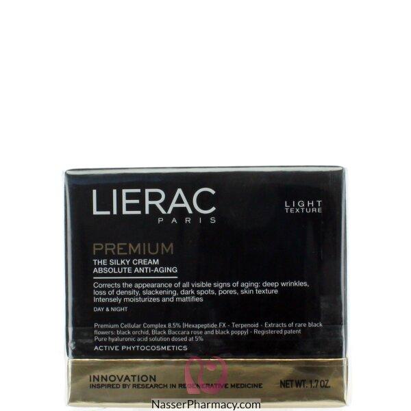 ليراك كريم  Lierac Premium  يقاوم للتجاعيد