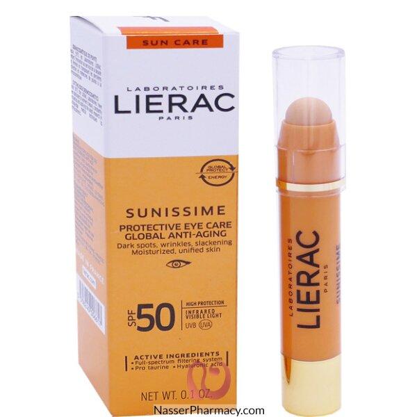 ليراك Lierac  مرطب للعناية بمحيط العينين بعامل وقاية 50 3 جرام