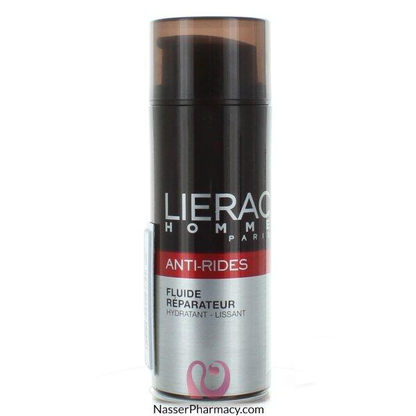 ليراك  Lierac Anti-wrinkle مضاد للتجاعيد - منعم - مجدد - مرطب للبشرة للرجال - 50مل