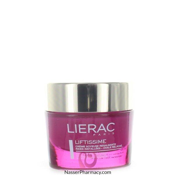ليراك (lierac Liftissime) كريم مضاد للتجاعيد و مجدد للبشرة بتأثير ثلاثي الأبعاد - 50مل
