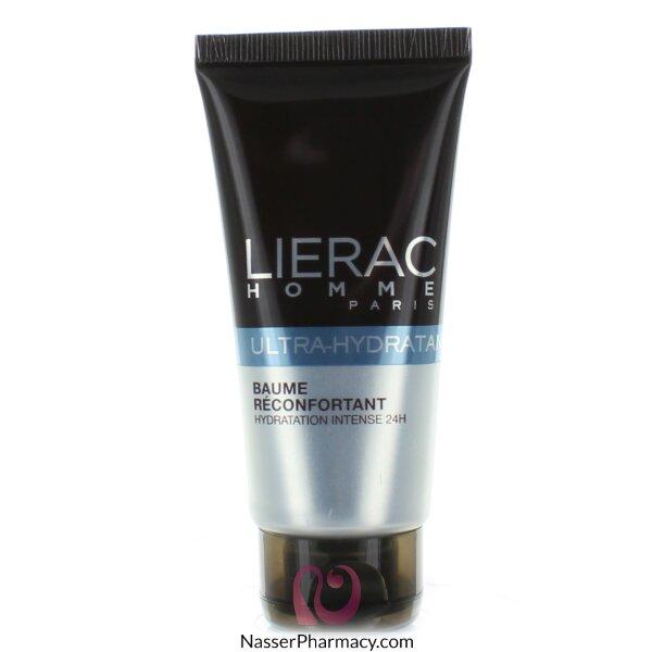 ليراك  Lierac Men Ultra-moisturizing مرطب طويل المفعول للرجال - 50مل