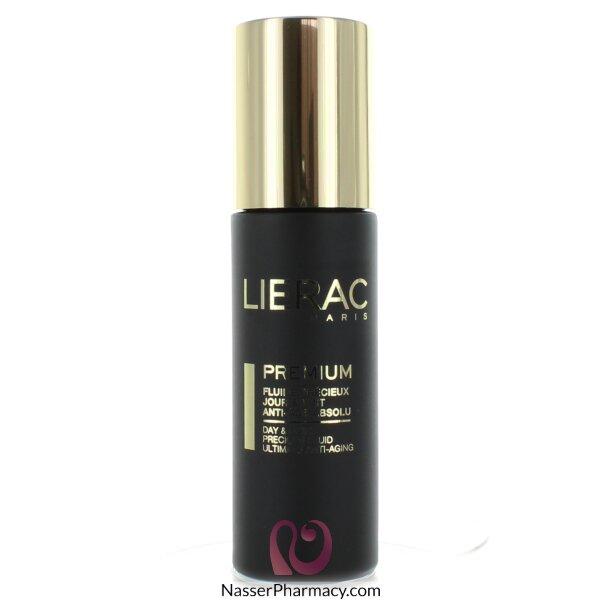 ليراك (lierac Premium ) سائل مضاد للتجاعيد قوي المفعول صباحا و مساء - 50مل