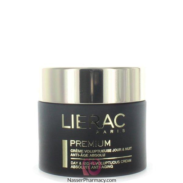 ليراك (lierac Premium) كريم مضاد للتجاعيد صباحا و مساء - 50مل