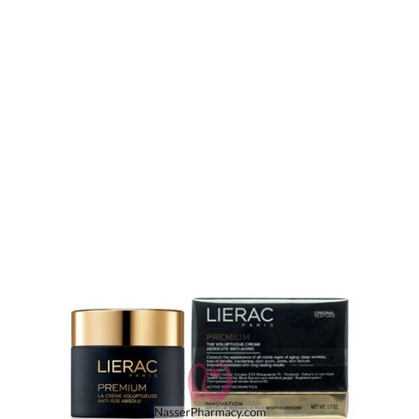 ليراك Lierac Premium  كريم مضاد للتجاعيد 50 مل