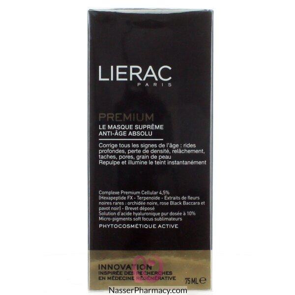 ليراك  Lierac Premium  ماسك يقاوم للتجاعيد