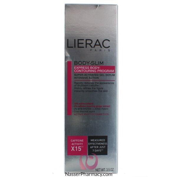 ليراكlierac Body-slim  سيروم -جل مضاد للسيلوليت  و تصليح عيوب البشرة للجسم - 100مل