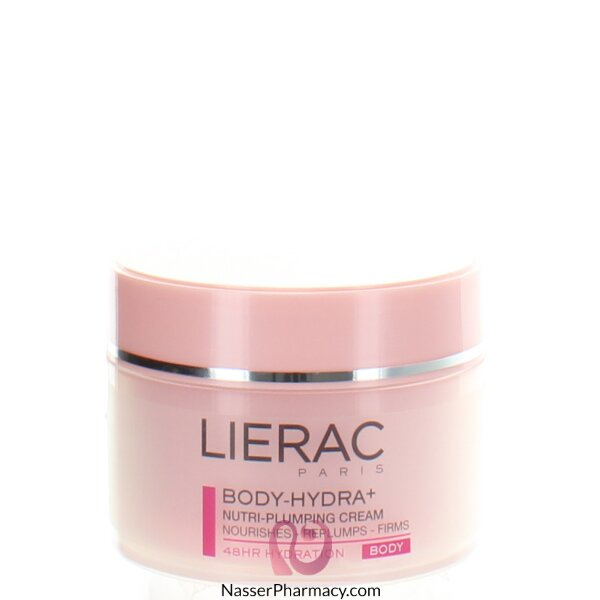 Lierac Body Hydra Plumping Cream-200 Ml