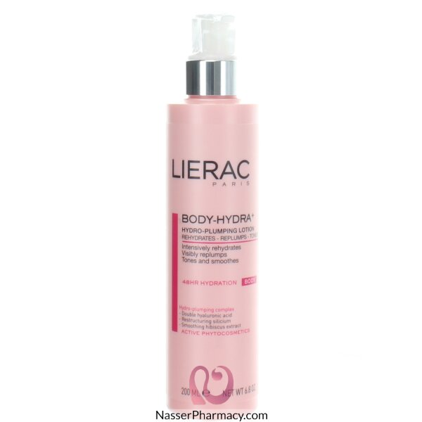 Lierac Body Hydra Plumping Lotion-200 Ml