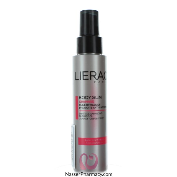 Lierac Body-slim Drainage For Dimpled Skin- 100ml