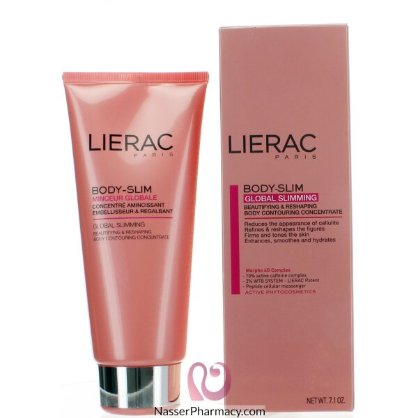 Lierac Body Slim Global Slimming Concentrate 200ml