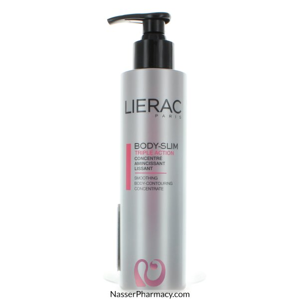 Lierac Body-slim Triple Action Smoothing Body-contouring -200ml