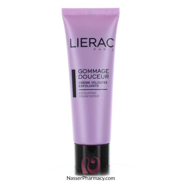 Lierac  Gommage Douceur Exfoliating  Cream - 50ml