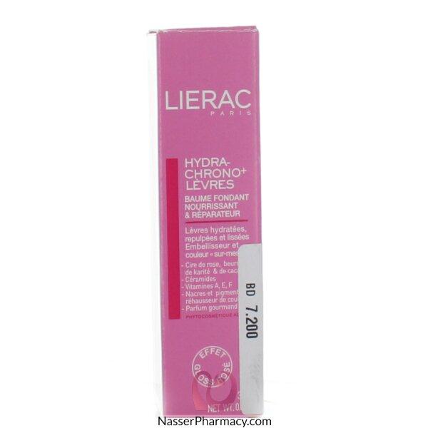 Lierac Hydra Chrono Plus Lips Balm - 3g