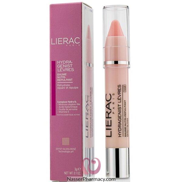 Lierac Hydragenist Lip Pink Glossy Effect 3g