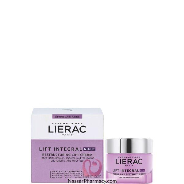 Lierac Lift Integral Nutri Lift Night Cream 50ml