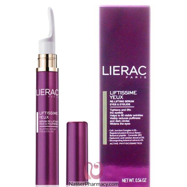 Lierac Liftissime Re-lifting Serum Eye & Eyelids 15ml