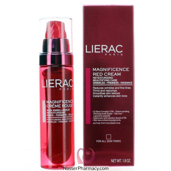 Lierac Magnificence Cream Rouge - 50ml