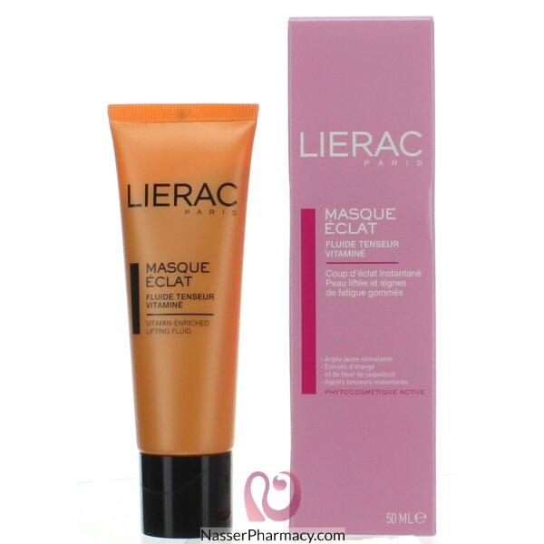 Lierac Masque Éclat- Vitamin Enrich Lifting Fluid- 50ml