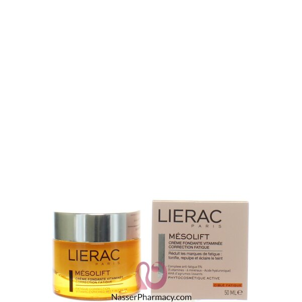 Lierac Mesolift Cream Radiance Reveal - 50ml