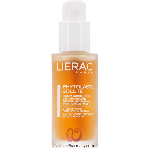 Lierac Phytolastil Solute Stretch Marks Solution - 75ml