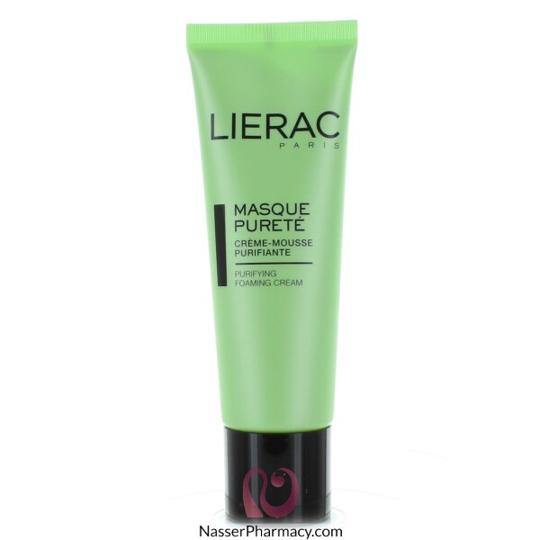 Lierac Purifying Mask Foaming Cream - 50ml