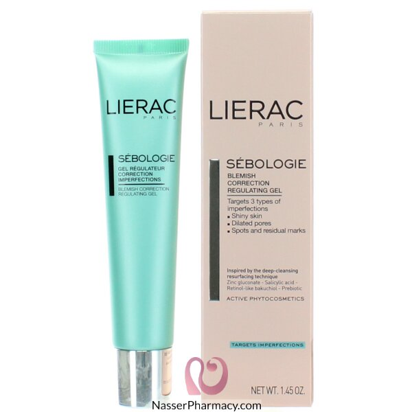 Lierac Sebologie Imperfections Correction - Regulating Gel 40ml