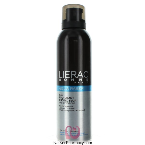 Lierac Shaving Foam Anti-irritation - 150ml