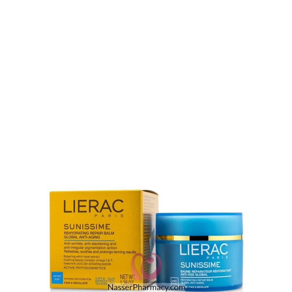 Lierac Sunissime Rehydrating Repairing Balm 40ml