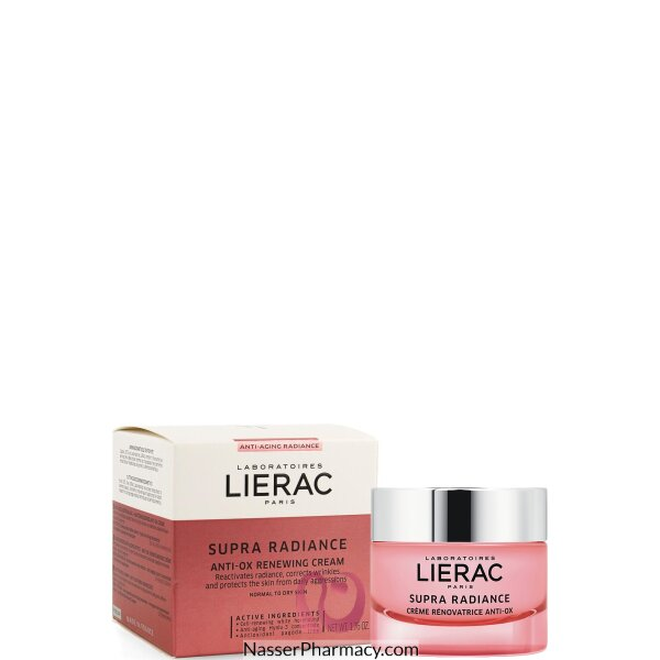 Lierac Supra Radiance Cream 50ml