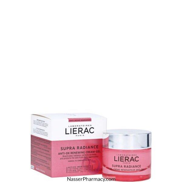 Lierac Supra Radiance Gel Cream 50ml